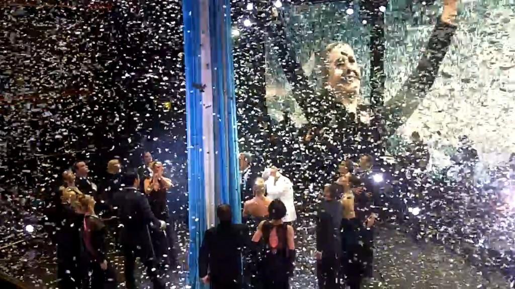 Una hermosa noche de gala que tuvo lugar en Señor Tango, el lunes 31 de agosto de 2015, fue un encuentro emotivo e inolvidable donde festejamos junto a Frenando Soler sus 50 años en el tango. Felicidades!!!